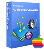 NoteBurner Audiobook Converter pour Mac