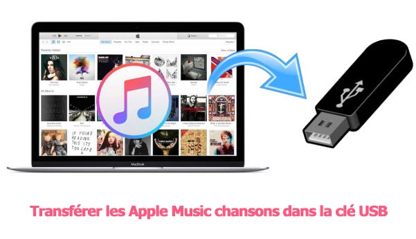 Apple Music à la clé USB