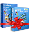M4V Converter Plus pour Windows + iTunes DRM Audio Converter pour Windows